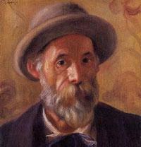 Пьер Огюст Ренуар (автопортрет)