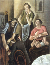 Бедная семья (Уильям Робертс)