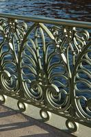 Ограда с пальметтой