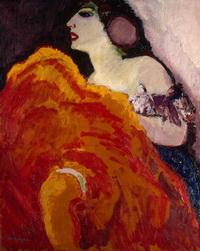 Красная танцовщица (Кес ван Доген)