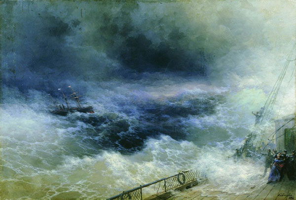 Океан. (Айвазовский И.К.)