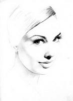 Портрет на мелованной бумаге