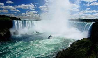 Водопад Подкова (Канадская сторона Ниагары)