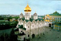 Архангельский собор (построен Алевизом Новым)