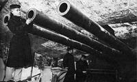 Береговая артиллерия Краснознаменного Балтийского флота