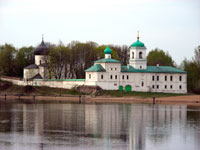 Мирожский монастырь (Псковский музей-заповедник)