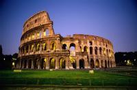 Колизей (лат. colosseum - громадный) - Италия
