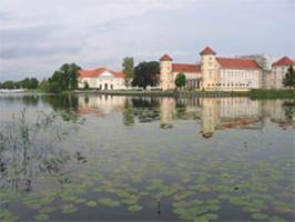 Пейзаж замка Рёйнсберга