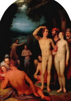 Крещение (К. ван Хаарлем)