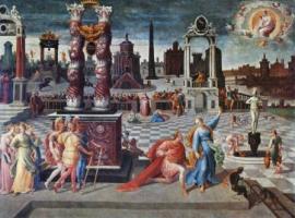 Резни Триумвиров, Les Massacres du Triumvirat, Антуана Карона