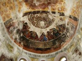 Внутренние росписи Георгиевского собора