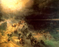 Всемирный потоп (И.К. Айвазовский)
