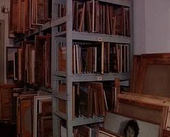 Запасники иркутского художественного музея