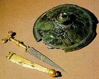 Оружие гальштатской культуры