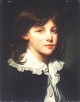 Портрет мальчика (Ж.-Б. Грёз)