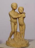 Девочка и мальчик (А.Т. Матвеев)