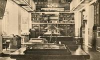 Библиотека Русского географического общества (1916 г.)