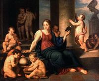 Гений искусства, или Семь свободных искусств