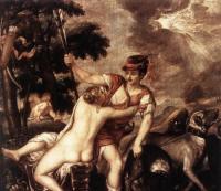 Афродита и Адонис