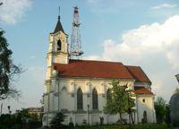 Костел Святого Роха. Минск