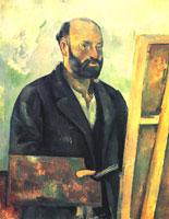 П. Сезанн (автопортрет)