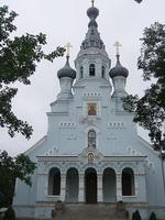Храм Пресвятой Владимирской матери