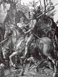 Рыцарь, Смерть и дьявол
