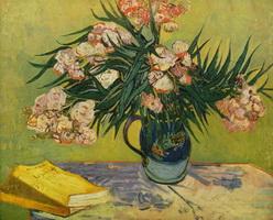 Натюрморт с олеандром (В. ван Гог, 1888 г.)