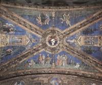 Роспись в Санта Мария ин Арачели в Риме