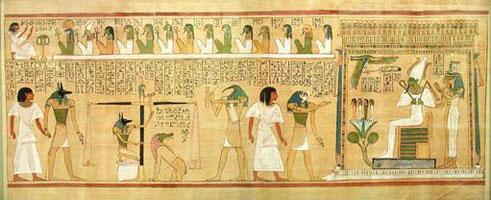 Папирус Ху-нефера