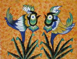 Украинская декоративная живопись