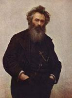 Портрет И.И. Шишкина (И.Н. Крамской)