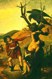 Легенда о Прометее (П. ди Козимо)