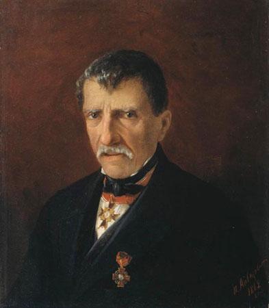 Портрет А. Халибяна.