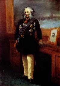 Автопортрет (И.К. Айвазовский, 1892 г. )