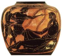 Ослепление Полифема Одиссеем