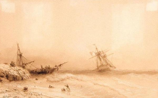 Море. (Айвазовский И.К.)
