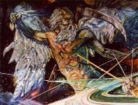 Древнеримский бог Сатурн