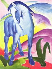 Синий конь (Марк Франц, 1911 г.)