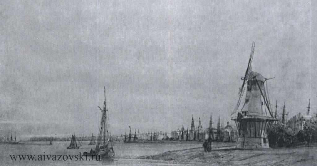 «Амстердам», 1840-е