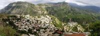 Аул Гуниб (панорама)