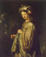 Флора (Рембрант)