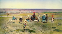 Журавли летят (А. Степанов, 1891 г.)