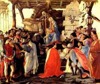 Поклонение волхвов (Ботичелли)