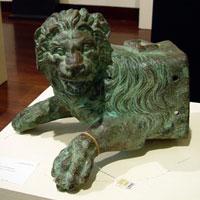 Лев (протома)