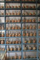 Запасник музея керамики Ларко