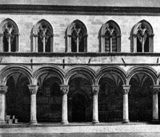 Княжев двор в Дубровнике