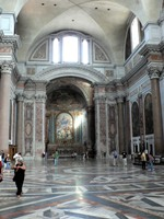 Церковь Санта мария дельи анжели