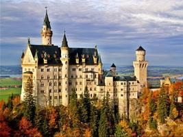 Замок Неушванштайн (Германия)