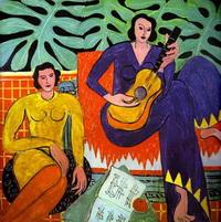 Музыка (А. Матисс, 1939 г.)